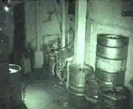 REALLY FUNNY BUT SCARY GHOST HUNT IN CELLAR - YouTube