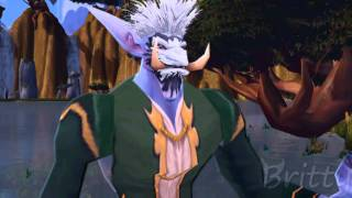 World of Warcraft Machinima: Troll Heart Go Boom