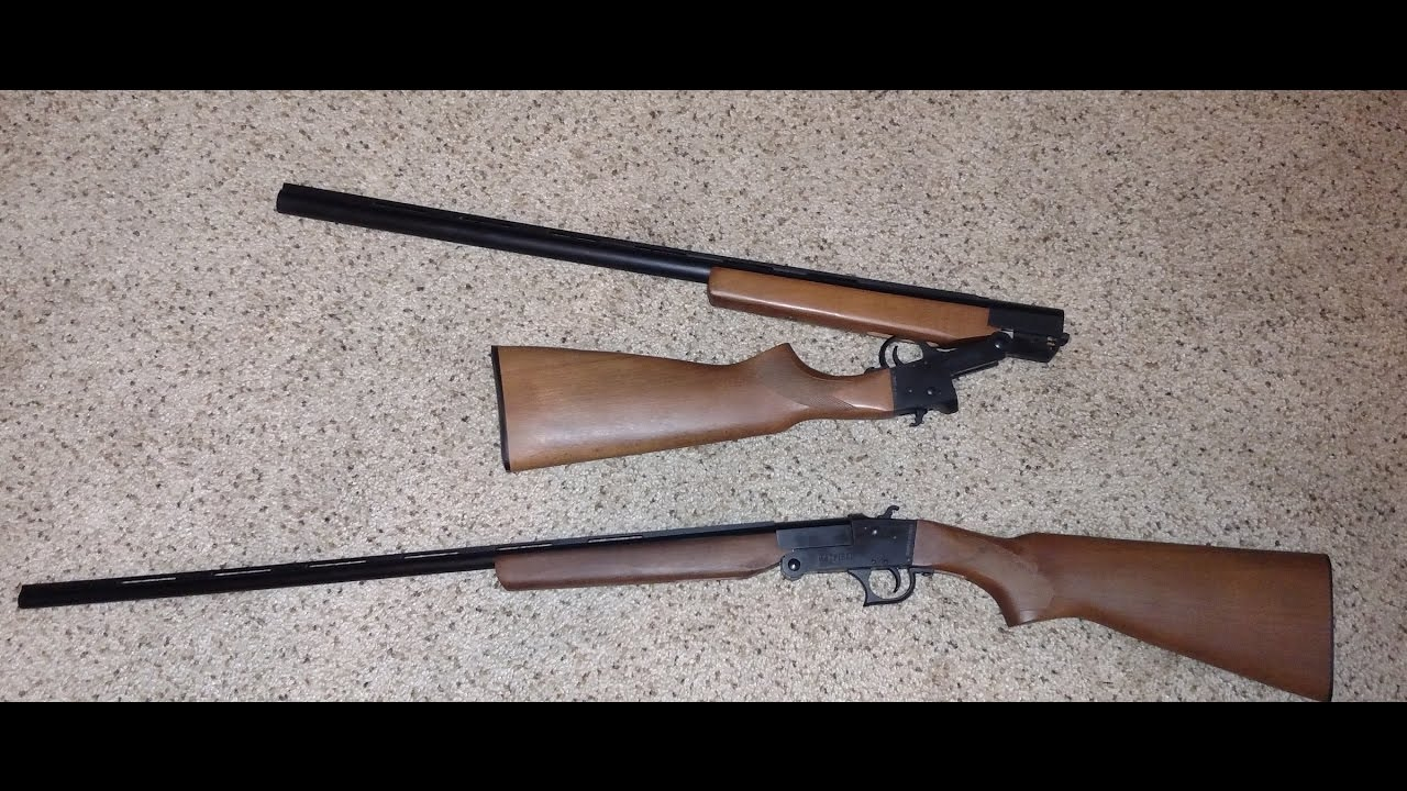410 shotguns sale walmart - Hatfield Single Shot 12 Guage And 410