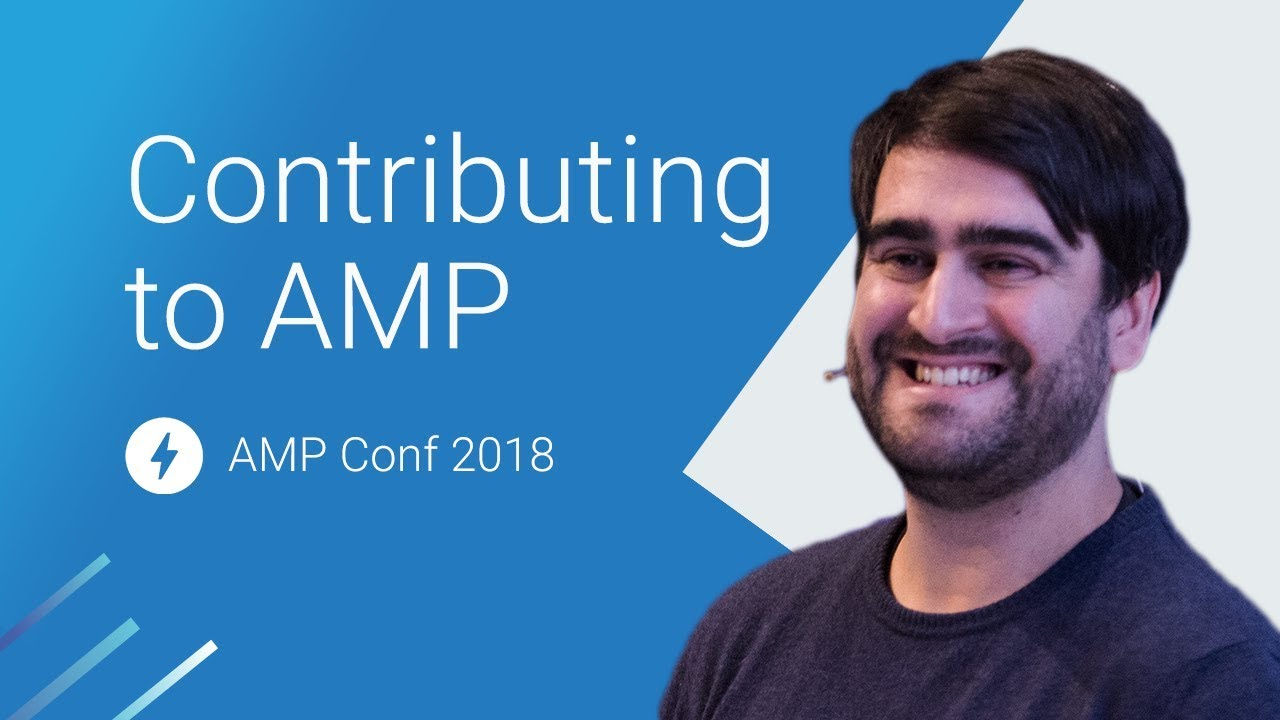 Start Contributing to AMP, feat. LaterPay (AMP Conf 2018)