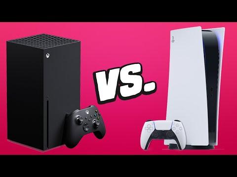 Xbox Series X Vs. PS5 Console Comparison