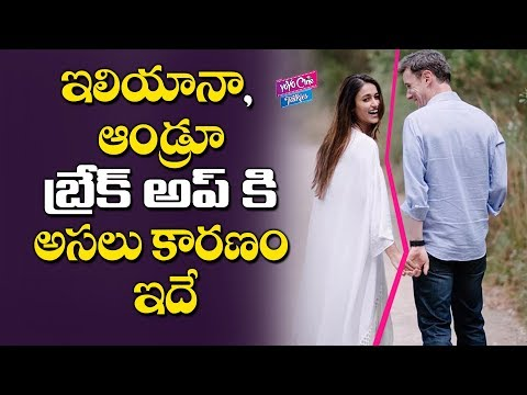 Reason Behind Ileana D'cruz With Her Boyfriend Andrew Kneebone Break Up | YOYO Cine Talkies Mp3