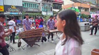 OJO NGUBER WELASE - Musik Mantap Koplo Abis - Angklung Malioboro Jogja Carehal (Mahesa)