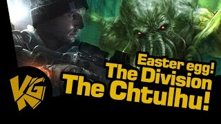 Cthulhu Easter Egg - Tom Clancy's The Division !