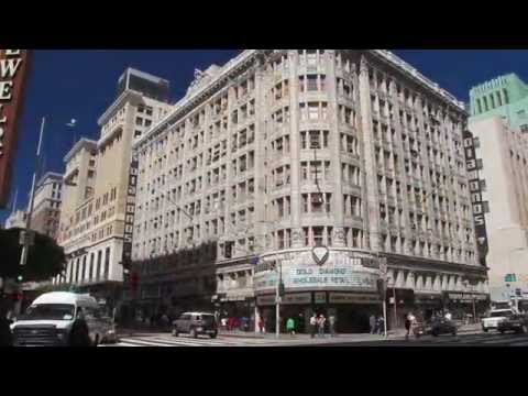 A Walk Around The Jewelry District, Downtown Los Angeles