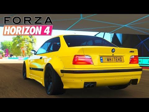 Forza Horizon 4 - BMW M3 E36 1997 CUSTOMISATION !! thumbnail