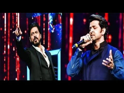 8th Mirchi Music Awards 2016 | Shah Rukh Khan | Hrithik Roshan At Mirchi Music Awards