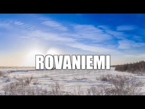 Welcome to Rovaniemi