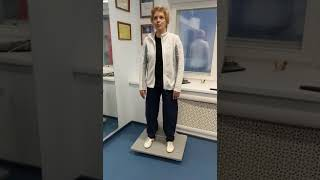 Виброплатформа Долинова - расслабляющая вибрация до макушки