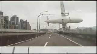 Gambar cover Uçağın nehre çakıldığı o an kamerada