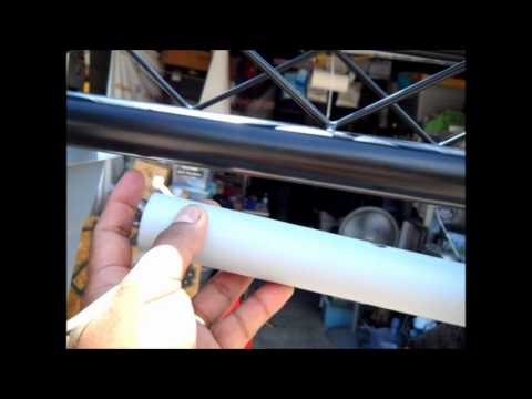 & How To Make Truss Pipe Set Up Stage Lighting Cable Tie - YouTube azcodes.com