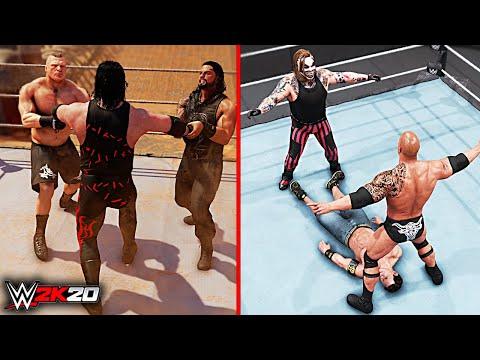 WWE 2K20 Top