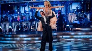 Ashley Taylor Dawson & Ola dance to 'Beyond The Sea' - Strictly Come Dancing: 2013 - BBC One