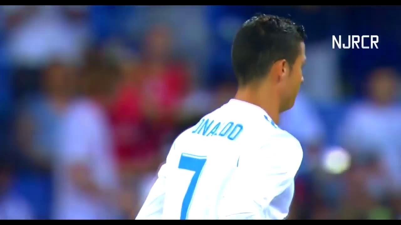 Cristiano Ronaldo skills e goals 2017-2018