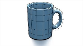 Design it with Cineware: Model a Coffee Mug in Cinema 4D