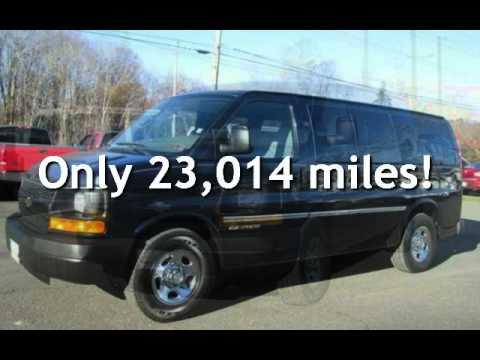 2007 Chevrolet Express Ls 1500 Penger Van For In East Windsor Nj
