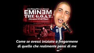 Eminem - G.O.A.T. (Traduzione Italiano)