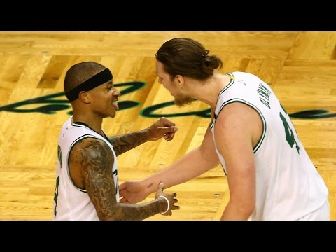 IT4 Scores 29, Olynyk 26 in Game 7 Win   May 15, 2017
