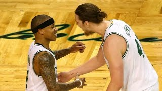 IT4 Scores 29, Olynyk 26 in Game 7 Win | May 15, 2017