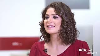 رأيك في تجربتك مع بيومي فؤاد في مسلسل الحلال .. يسرا اللوزي تجيب Video