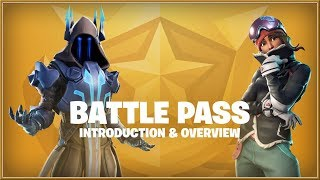 FORTNITE : Battle Royale - NEW Official Season 7 Battle Pass Overview 2018 (Switch, PC, PS4 & XB1)