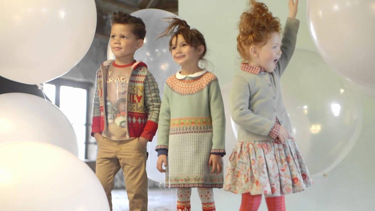 f8cb097fd Oilily - Children's Wear Fall/Winter 2014 - YouTube