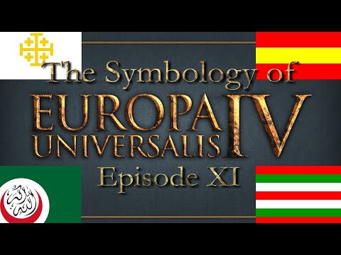 The Symbology Of Europa Universalis IV | Ep. 11 | Formable Nations Of The Middle East & Africa