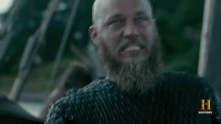 """Vikings - Ragnar To Rollo: """"When Everyone Wanted You Dead!"""" [Official Vikings Scene] [HD]"""
