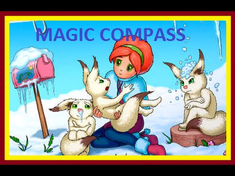Magic Compass Ghost Tales
