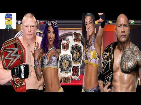 WWE MAYHEM NO FAKE WRESTLING HERE