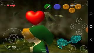 The legend of Zelda ocarina of time-PT BR episódio 1