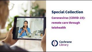 Coronavirus (COVID-19): remote care through telehealth