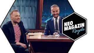 Arjen Lubach zu Gast im Neo Magazin Royale mit Jan Böhmermann