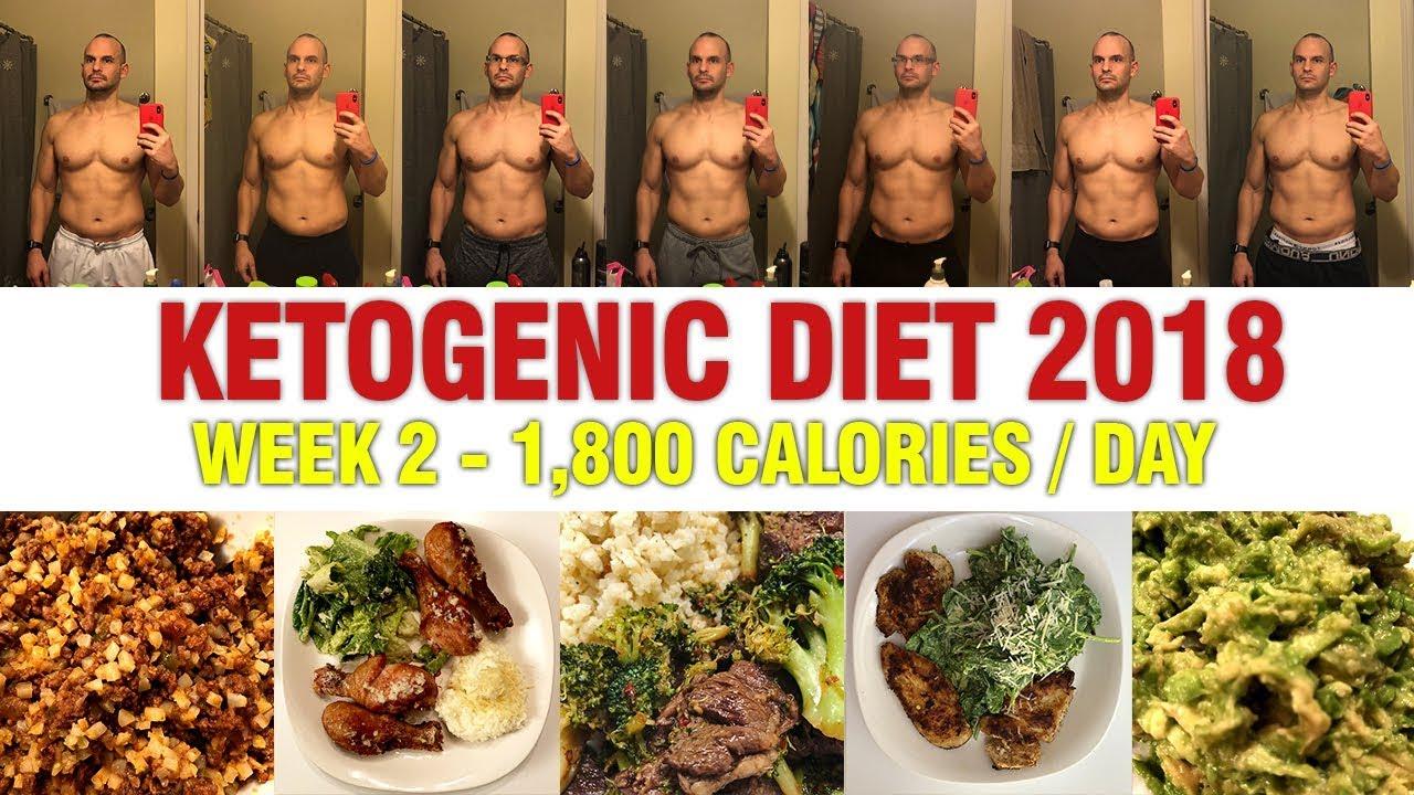 Keto Diet For Week