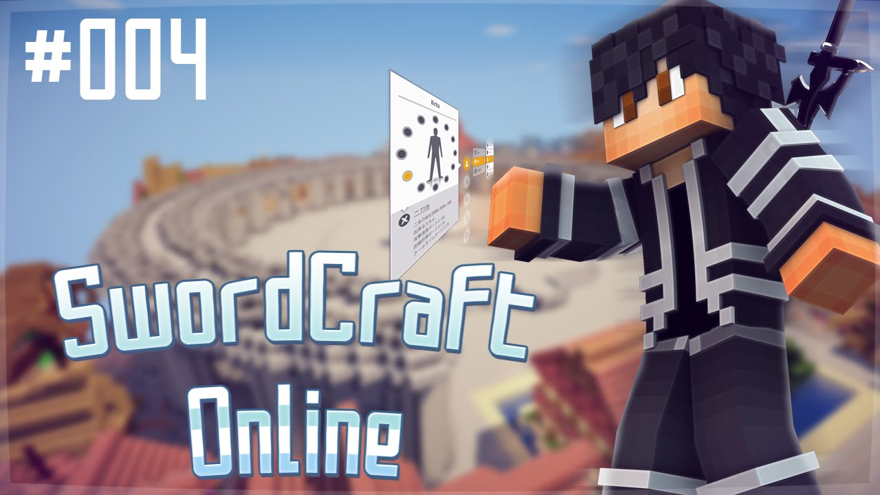 Download Minecraft: Sword Art Online Let's Play - Season 2 Episode 4 - Skeleton Bones and Metal Plates