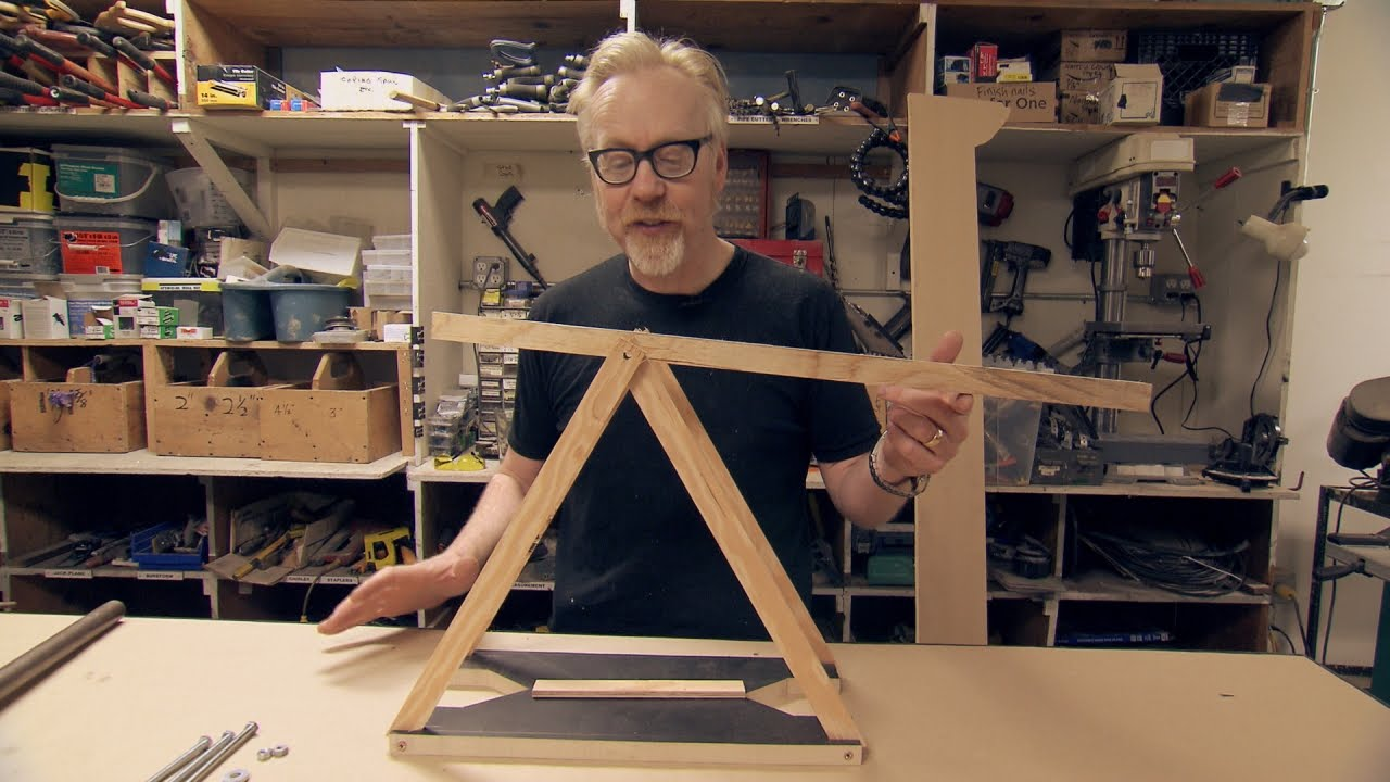 How to build a trebuchet mythbusters youtube malvernweather Images