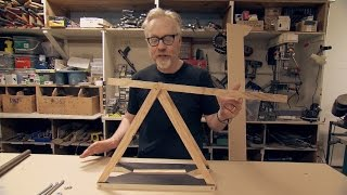How to Build a Trebuchet MythBusters