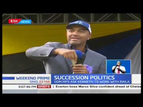 Succession Politics: Section of NASA leaders say Raila must and will be in the ballot come 2022