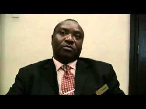 Charles Muia - General Manager - Serena Hotels - Rwanda