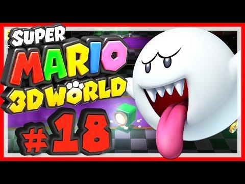SUPER MARIO 3D WORLD # 18 🐱 Natürlich ganz übernatürlich! [HD60] Let's Play Super Mario 3D World