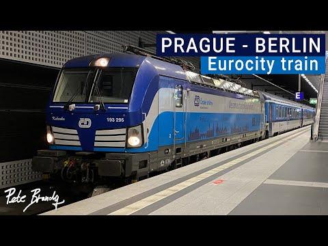 TRIP REPORT | ČD EuroCity Berliner | Prague - Berlin | 1st Class