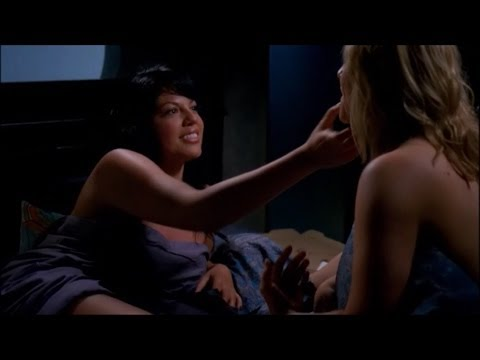 Callie & Arizona - All of Me (incl. most of their kisses until 10x12)