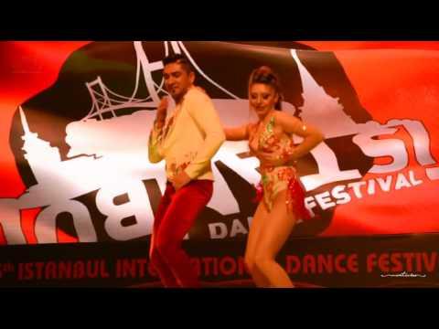 IIDF2016 _ Berkan Kaymaz & Gülden Melek _ Crypto Dance ( Ankara )