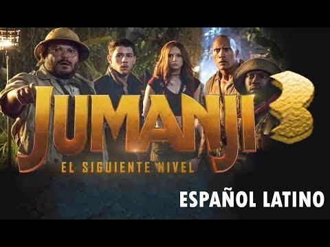 Jumanji 3 Trailer Español 2019 Youtube
