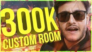 PUBG MOBILE INDIA: CUSTOM ROOMS 300K SPECIAL!
