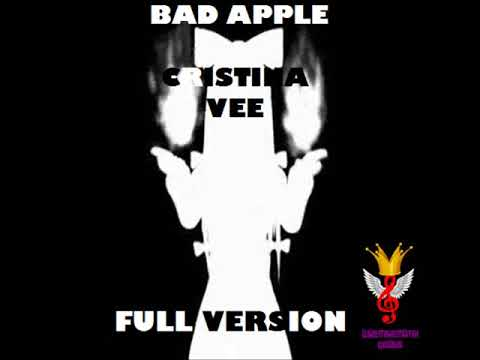 Bad Apple English Full Version- Cristina Vee (Touhou)