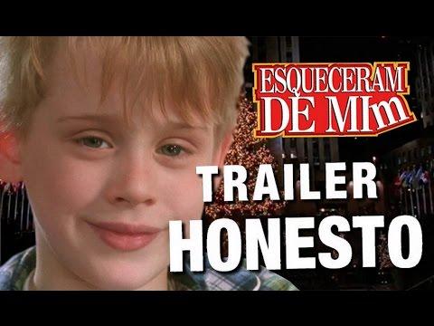 Trailer do filme Esqueceram de Mim