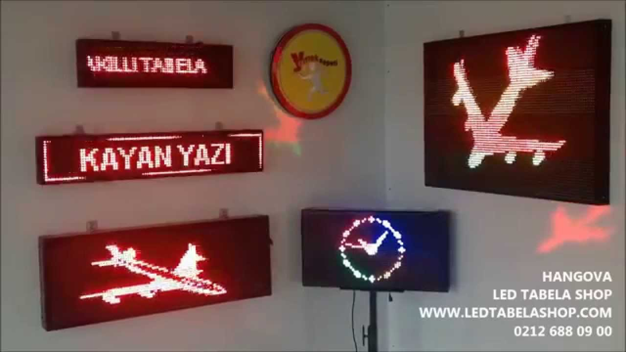 Led Tabela Shop - Hangova Reklam