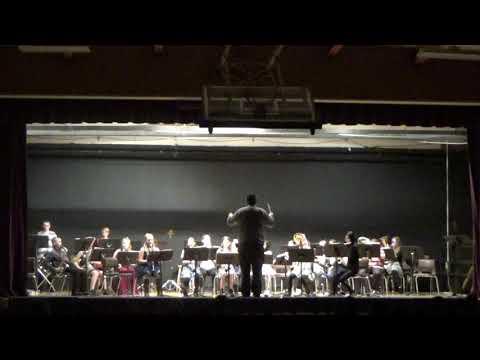 Modoc Middle School Winter Concert 12-13-18