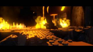 Epic LEGO Lord of the Rings gameplay 1080p 60fps PC